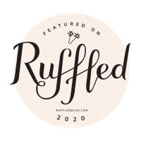 ruffled blog badge